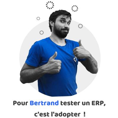 logiciel ERP association