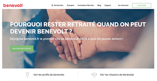 assoconnect association BENEVOLT benevoles