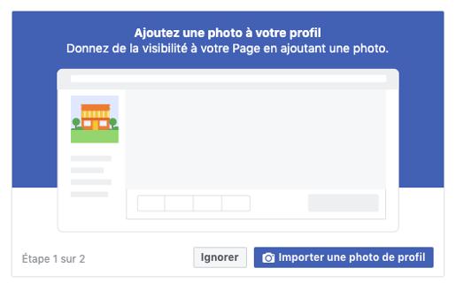 page facebook association assoconnect