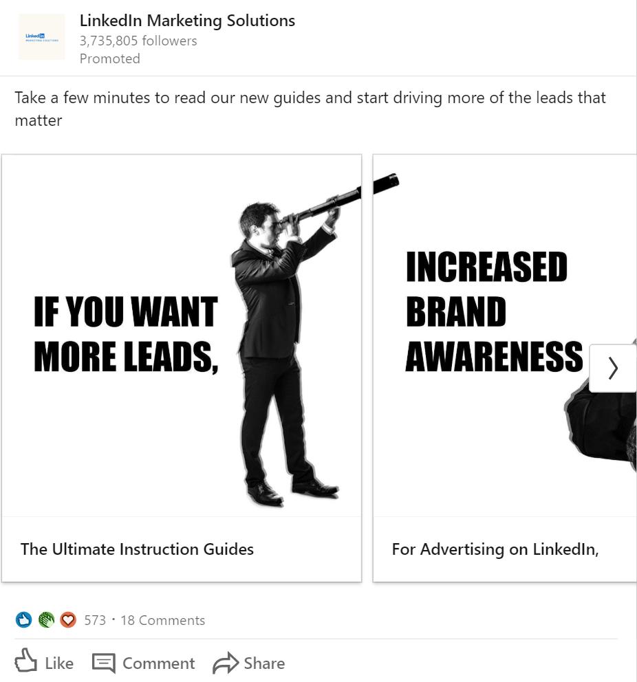 LinkedIn-for-nonprofits-sponsored-content-ad