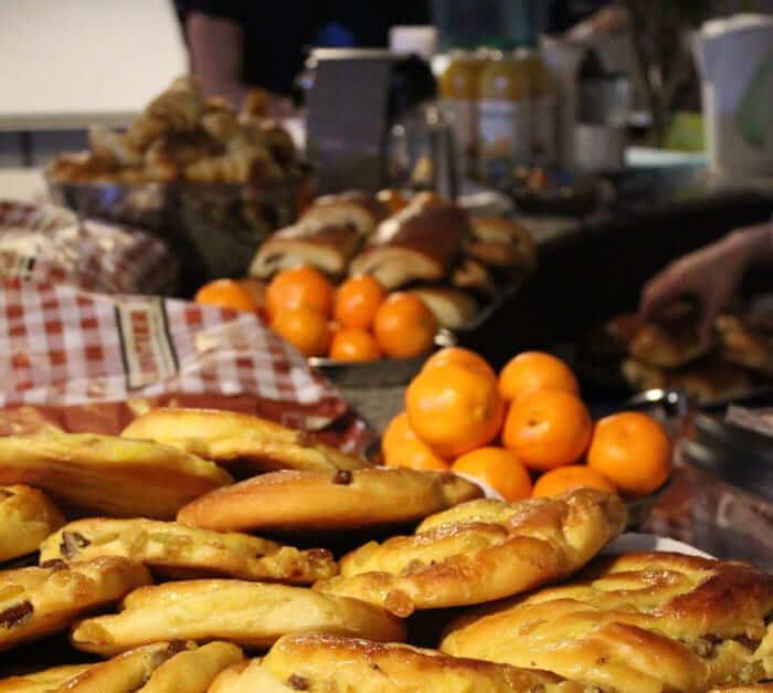 nonprofit-breakfast-event-planning