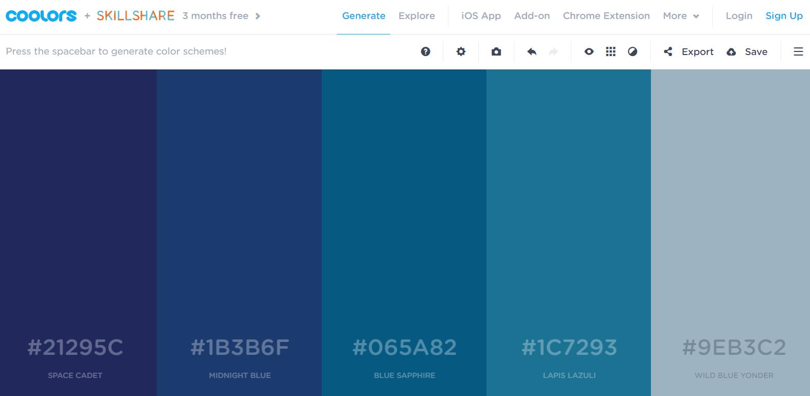 nonprofit-website-design-tips-color-coolors